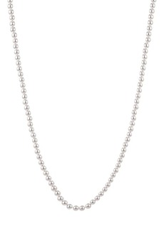 Ralph Lauren Faux Pearl Necklace