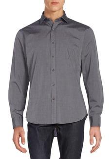 Ralph Lauren Fitted Modern Fit Sportshirt