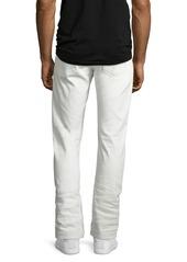 Ralph Lauren Five-Pocket Stretch-Cotton Pants