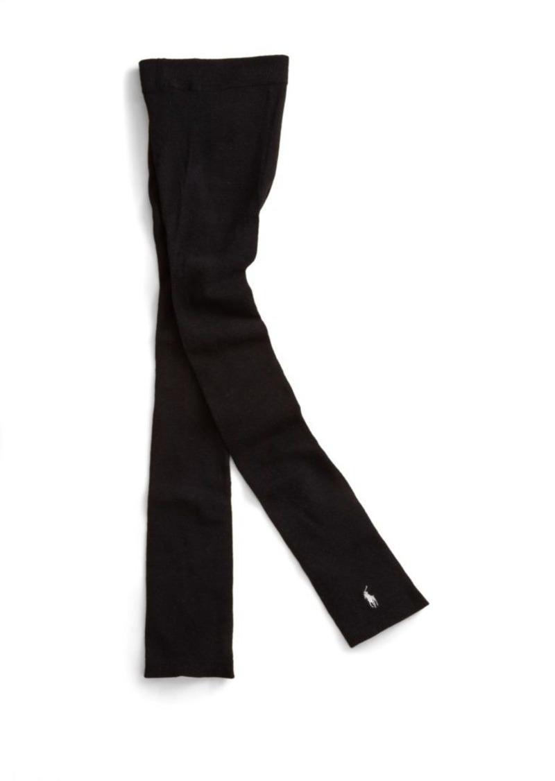 Ralph Lauren Girl's Footless Tights/2 Pairs