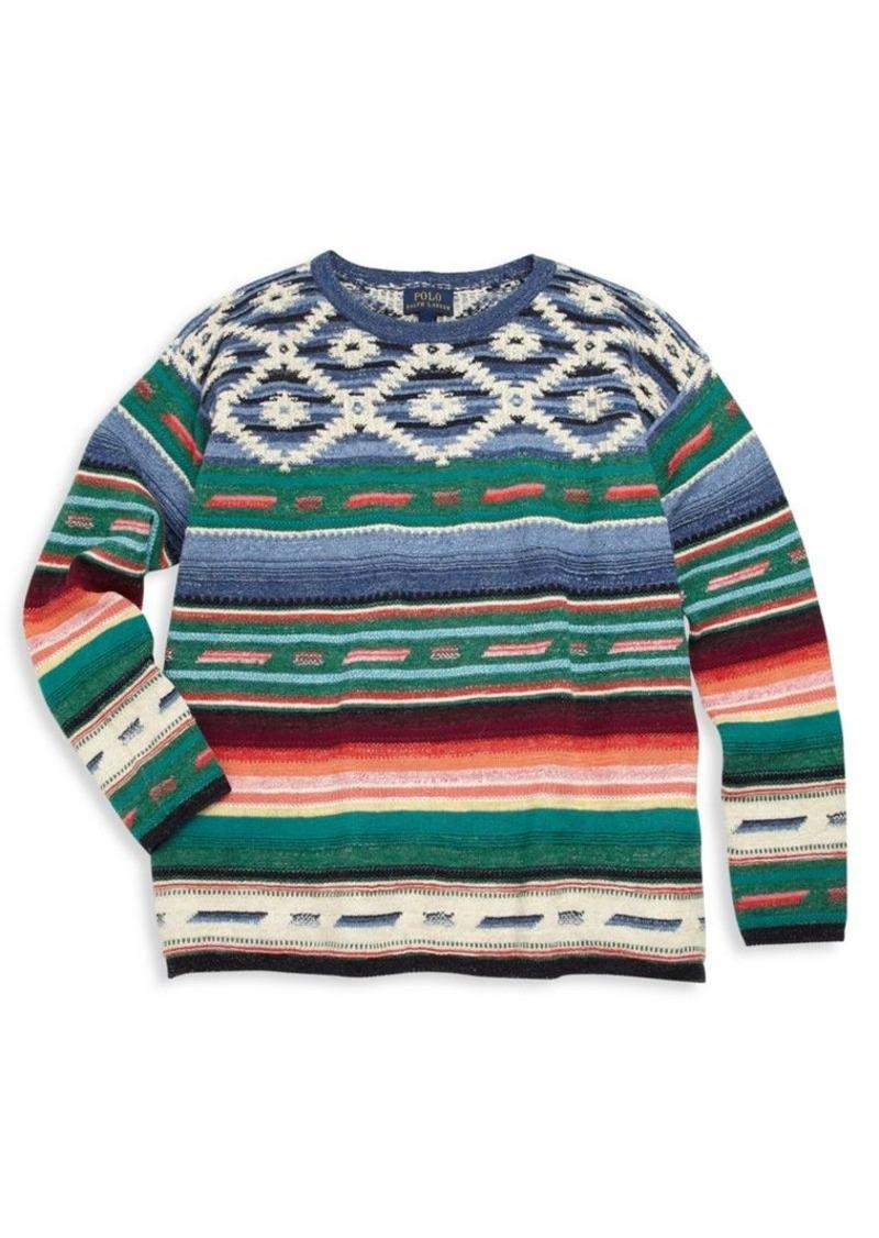 Ralph Lauren Girl's Pullover Sweater