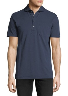 Ralph Lauren Jersey Pocket Polo Shirt
