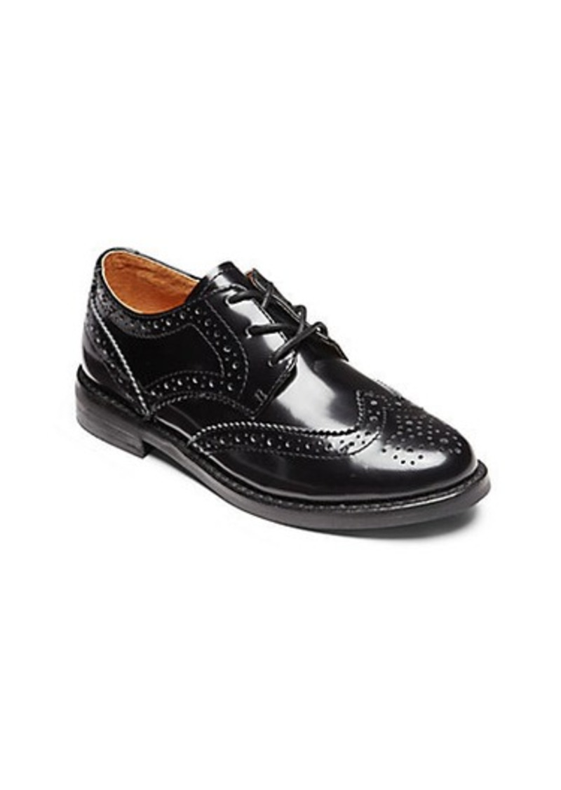 Ralph Lauren Wing Tip Oxford Loafers