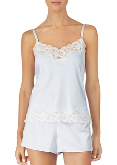 Ralph Lauren Lace Trim Satin Short PJ Set