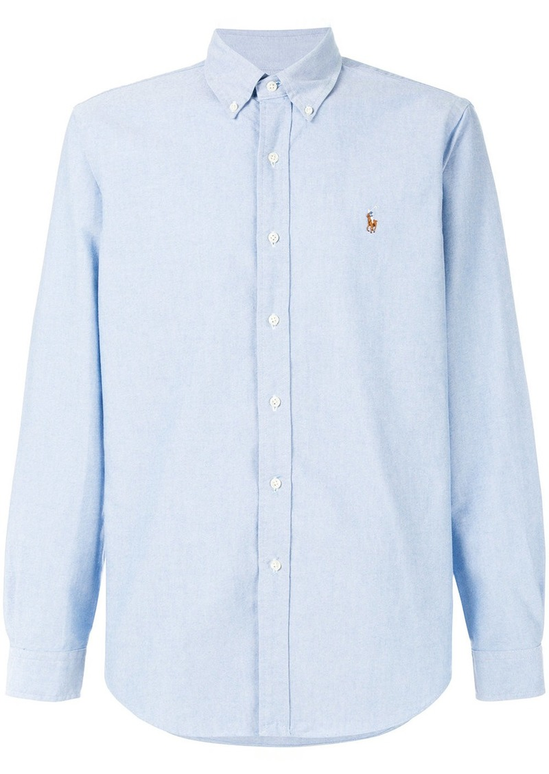 Ralph Lauren Polo logo embroidered shirt