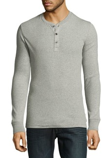 Ralph Lauren Long Sleeve Cotton Henley