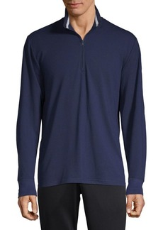 Ralph Lauren Long-Sleeve Half-Zip Pullover