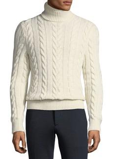 Ralph Lauren Men's Cashmere Turtleneck Sweater