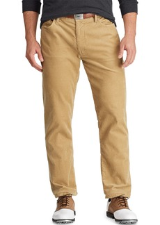 Ralph Lauren Men's Classic-Fit Corduroy Performance Golf Pants