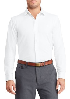 Ralph Lauren Men's Pique-Knit Performance Sport Shirt