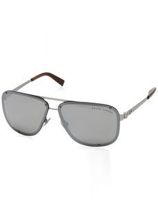 Ralph Lauren Men's RL7055 Metal Sunglasses