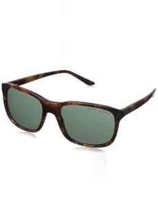 Ralph Lauren Men's RL8142 Square Sunglasses