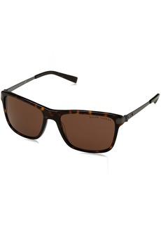 Ralph Lauren Men's RL8155 Square Sunglasses