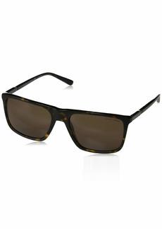 Ralph Lauren Men's RL8161 Square Sunglasses