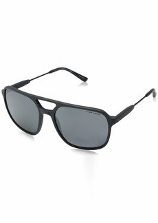 Ralph Lauren Men's RL8170 Square Sunglasses