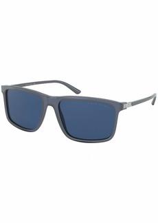 Ralph Lauren Men's RL8182 Sunglasses