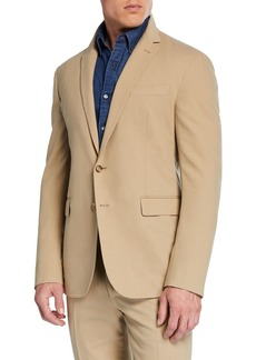 Ralph Lauren Men's RLX Hadley 2-Button Jacket  Tan