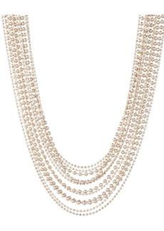 Ralph Lauren Multi-Strand Fold-Over Necklace
