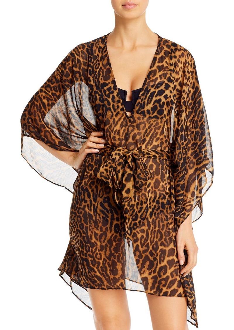 Ralph Lauren Ocelot Dress Swim Cover-Up