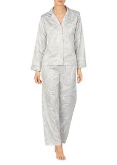 Ralph Lauren Paisley Pajama Set