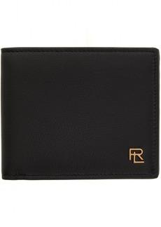 Ralph Lauren Purple Label Black Calfskin Wallet
