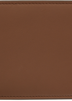 Ralph Lauren Purple Label Brown Calfskin Wallet