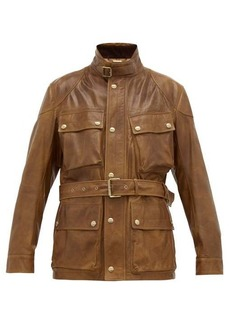 Ralph Lauren Purple Label Callum leather field jacket