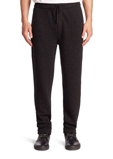 Ralph Lauren Cashmere-Blend Spa Pants