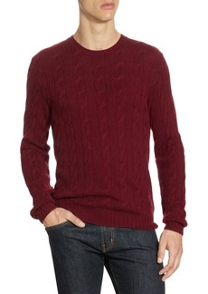 Ralph Lauren Cashmere Slim-Fit Sweater