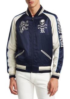 Ralph Lauren Chairman Varsity Jacket