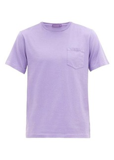 Ralph Lauren Purple Label Cotton-jersey T-shirt