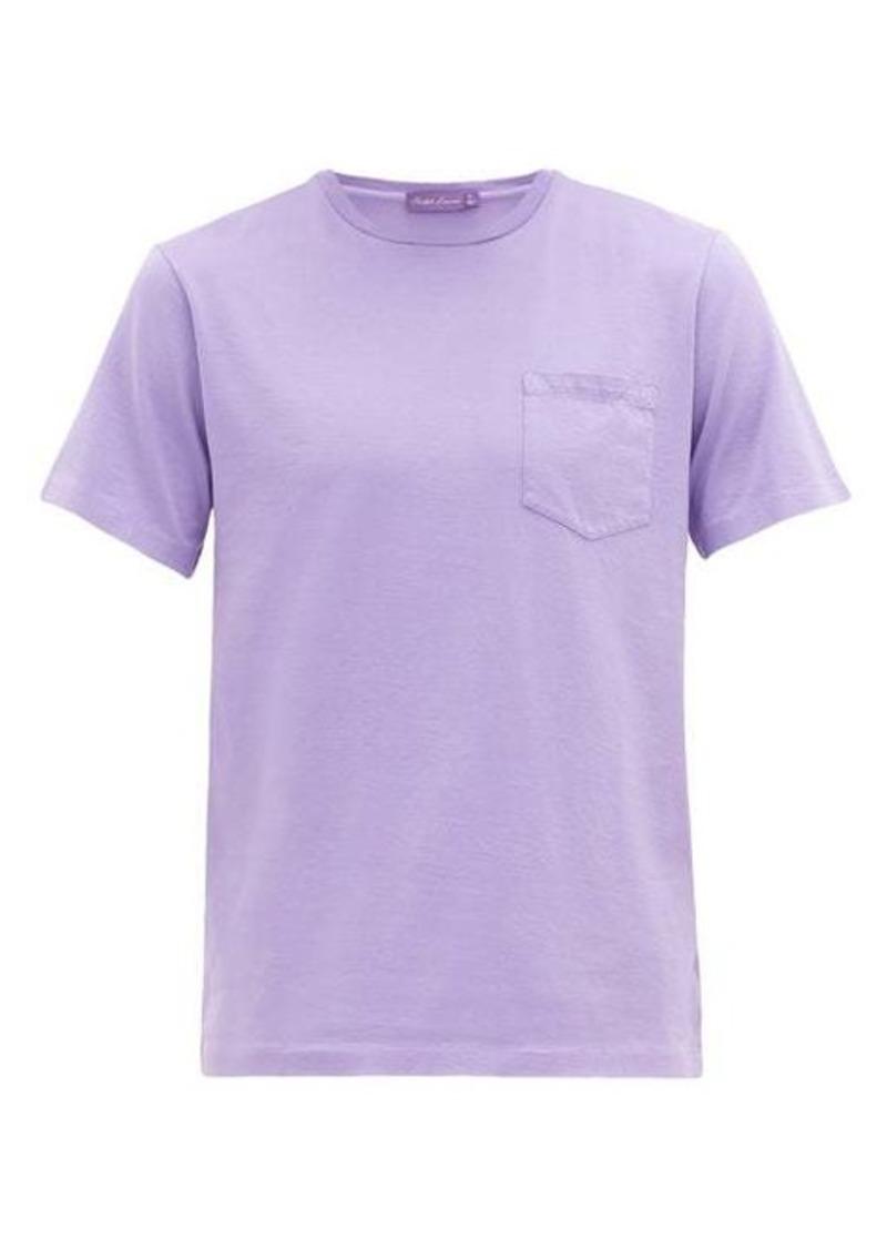 Ralph Lauren Purple Label Cotton-jersey T-shirt