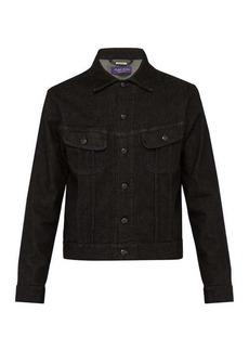 Ralph Lauren Purple Label Denim jacket