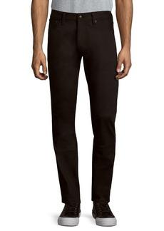 Ralph Lauren Five-Pocket Slim Stretch Jeans