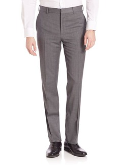 Ralph Lauren Flat-Front Pants