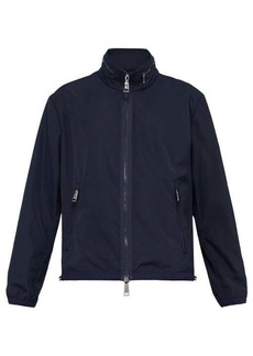 Ralph Lauren Purple Label Glen hooded deck jacket