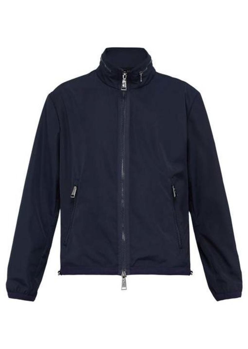 Ralph Lauren Purple Label Glen hooded deck jacket
