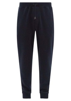 Ralph Lauren Purple Label Madison cotton-jersey track pants