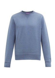 Ralph Lauren Purple Label Madison Spa cotton-blend sweatshirt