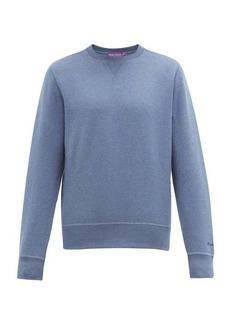 Ralph Lauren Purple Label Madison Spa cotton-blend sweatshirt