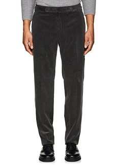 Ralph Lauren Purple Label Men's Anthony Cotton-Cashmere Corduroy Trousers