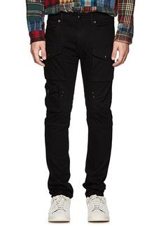 Ralph Lauren Purple Label Men's Brixton Slim Cargo Jeans