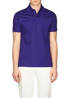 Ralph Lauren Purple Label Men's Slim Cotton Piqué Polo Shirt