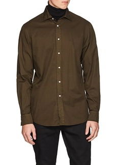 Ralph Lauren Purple Label Men's Cotton Twill Shirt