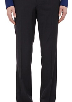 Ralph Lauren Purple Label Men's Flat-Front Anthony Trousers