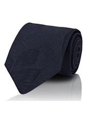 Ralph Lauren Purple Label Men's Floral Silk Necktie