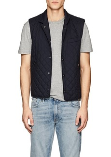 Ralph Lauren Purple Label Men's Gerhardt Lightweight Tech-Fabric Vest