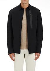 Ralph Lauren Purple Label Men's Harry Tech-Taffeta Shirt Jacket
