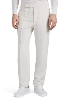 Ralph Lauren Purple Label Men's Linen-Silk Trousers