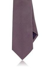 Ralph Lauren Purple Label Men's Neat Silk Necktie